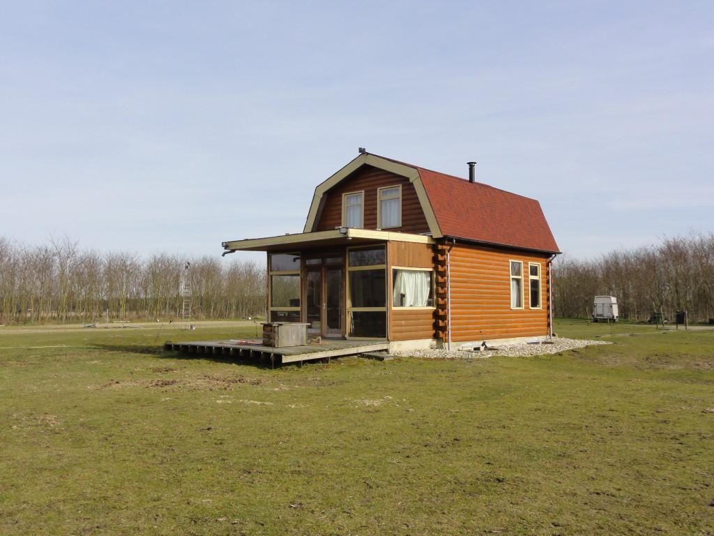 log home chalet huis 012